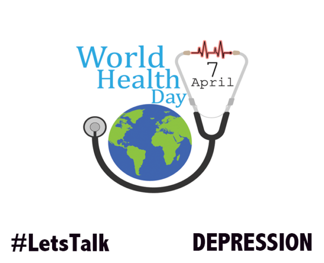 This World Health Day Lets Talk Depression