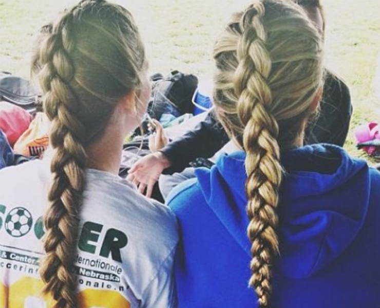 The Best and Worst of Soccer Hairstyles - Girls Soccer Network