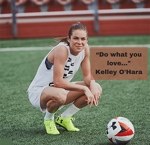 15 Inspirational Quotes By Female Soccer Players Girls Soccer Network