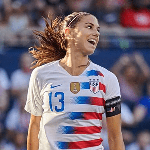 best loved 56993 dfb15 Primetime with Alex Morgan - Girls Soccer Network