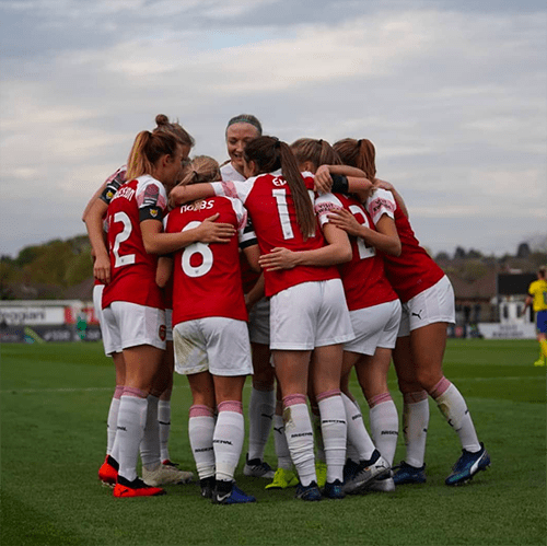 reputable site 42429 20440 Just How Good Are Arsenal Ladies? - Girls Soccer Network