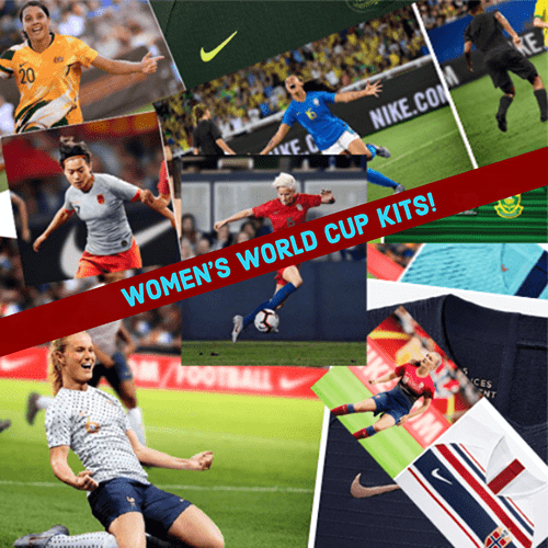 fc2e56d01 The 2019 Women s World Cup Kits Revealed - Girls Soccer Network