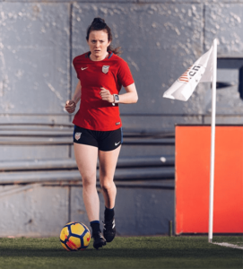 75f2047b852 It's no surprise that Lavelle is playing such a pivotal role. Paula  Wilkins, Head coach of the women's soccer team at University of Wisconsin  noticed ...