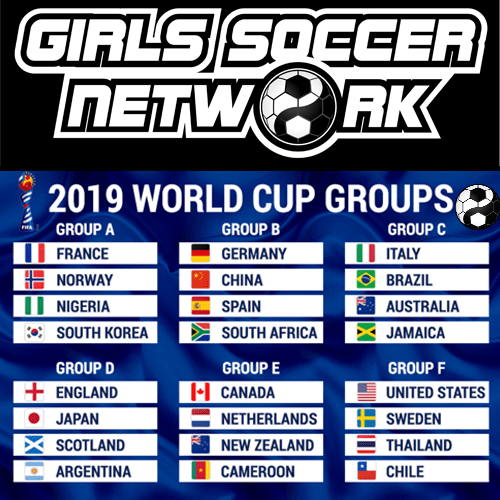 World Cup Group Stage Prediction - Girls Soccer Network